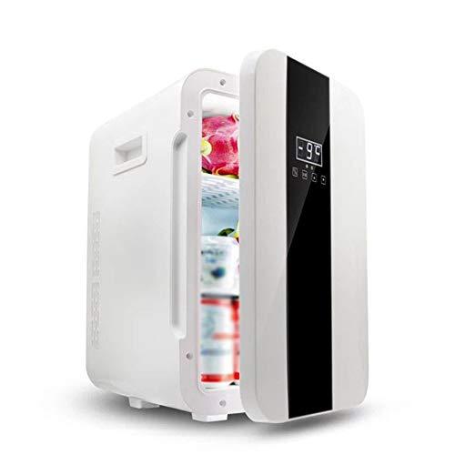wangt 22 liter koelbox supercapaciteit autokoelkast draagbare digitale display reizen Mini Fridge-12V / 220-240V DC/AC