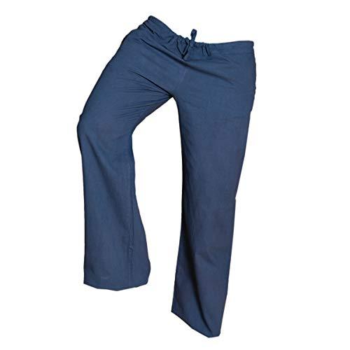 PANASIAM Cloth Trousers, Dark Sky Blue, XL