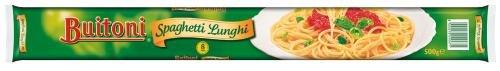 Buitoni Spaghetti 52 cm lang, 8er Pack (8 x 500 g Packung)