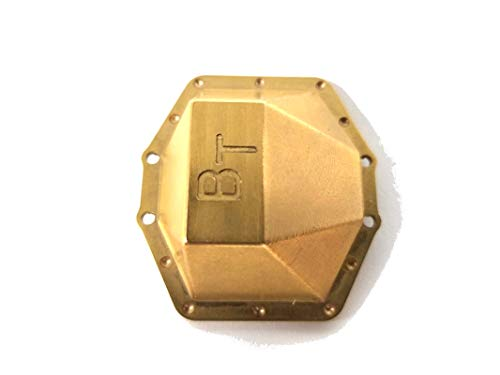 Beef Tubes AR60 Differential Cover - Brass