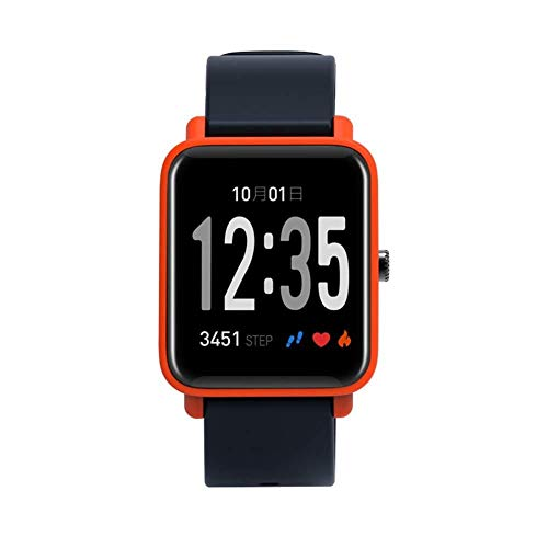 Best Review Of YHLZ Updated Version Smart Watch Fitness Tracker with Heart Rate Monitor Pedometer Sl...