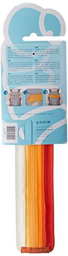 Manduca ZipIn – Inserto con cerniera per una maggiore individualità e comfort – Adatto per tutti gli indumenti per bambini della marca Manduca