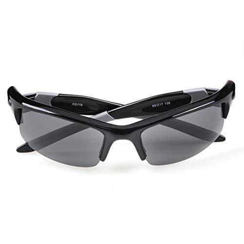 Gözəl Personalidad polarizadas Gafas de Sol Deportivas Hombres Mujeres Uso for el béisbol al Aire Libre Correr Ciclismo Pesca Golf Escalada (Color : A004)