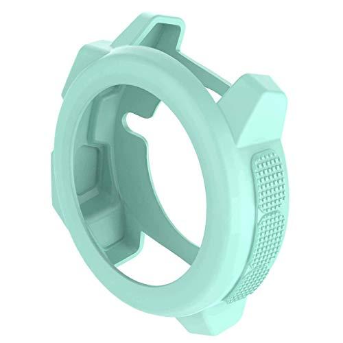 Ixkbiced Estuches Protectores de Repuesto para Reloj Ga rmin Instinct Soft Silicone Protective