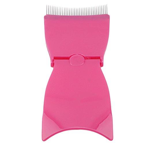 VWH Maquillage Mascara Guide Applicateur Cils Peigne Sourcils Brosse Bigoudi Outil