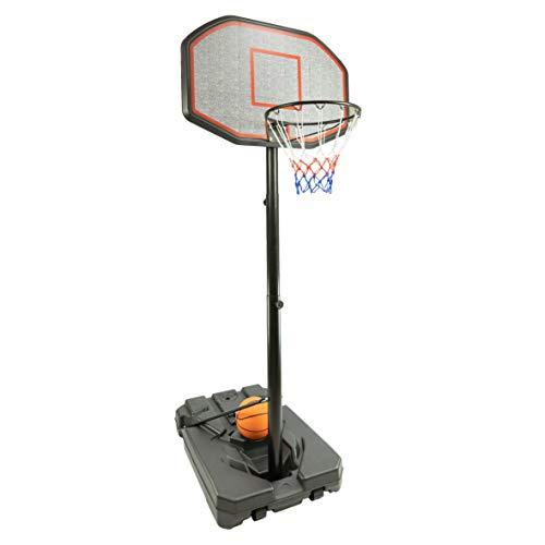 MaxxToys basketballkorb - Basketballanlage mit Ständer - 2 bis 3 M