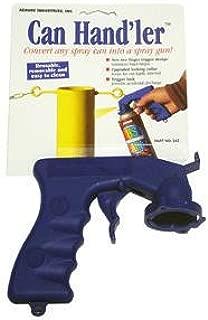 Can Hand'ler Aerosol Spray Can Trigger Grip Attachment by Aervoe