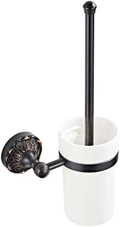 Bathroom Sink Basin Lever Mixer Tap Black Ancient Bronze Sanitary Ware Copper Pendant Series Black