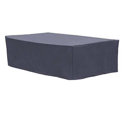 EUGAD Gartenmöbel Schutzhülle Abdeckhaube für Tisch Stuhl Gewebeplane Plane Hülle 600D Oxford Wasserdicht 0066FCZ