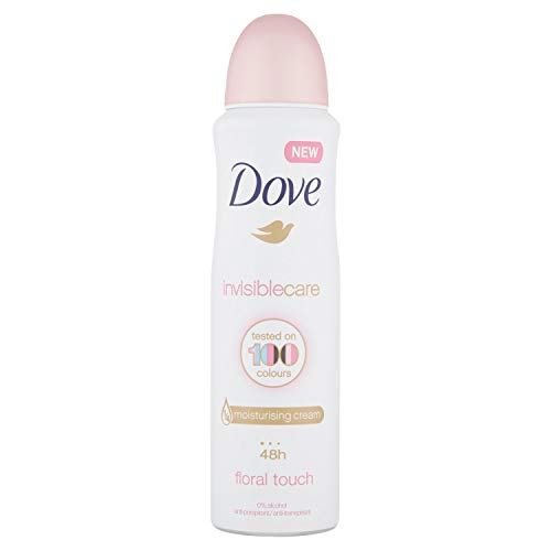 Dove Deodorante - Floral Touch, Spray - 150 Ml