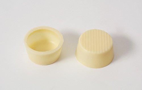 Pralinenschalen Rund Weiß mit Rezeptvorschlag