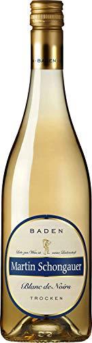 Martin Schongauer Spätburgunder Blanc de Noir Pinot 2018 trocken (1 x 0.75 l)