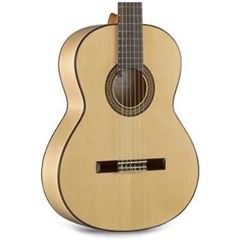 Alhambra 3F Flamenco Pure Guitarra Española Clasica: Amazon.es: Electrónica