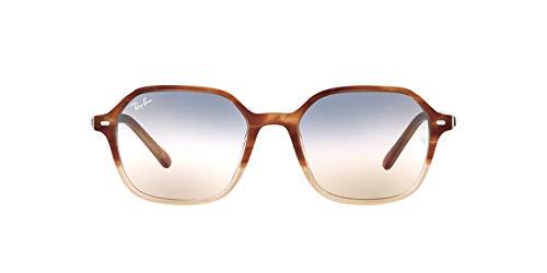 Ray-Ban 0RB2194 Gafas, GRADIENT LIGHT BROWN HAVANA, 51 Unisex Adulto