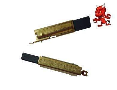 Kohlebürsten Motorkohlen Schleifkohlen passend für Sauger Staubsauger Industriesauger Festool CTM22ESG, CTM33ESG