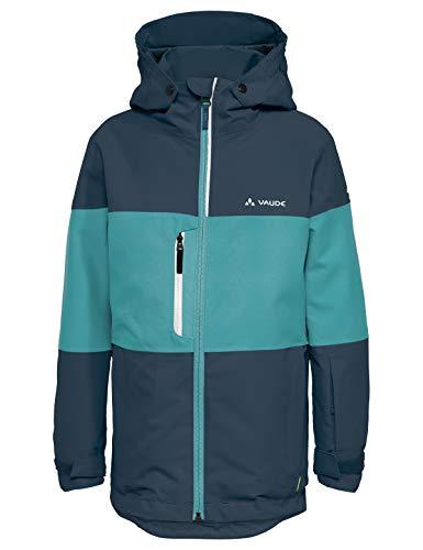 VAUDE Unisex Kinder Kids Snow Cup Jacket Jacke,steelblue, 158/164