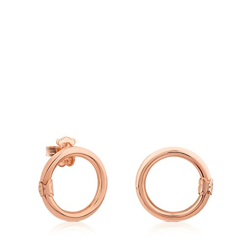 TOUS Women Hold Gold Stud Earrings 712343550