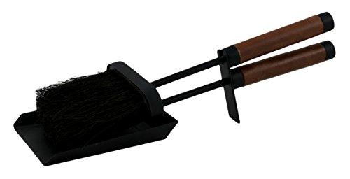 Ivyline Poignée en Cuir Bien Rangé Lot DE 35 cm Noir, 13 x 11 x 35 cm