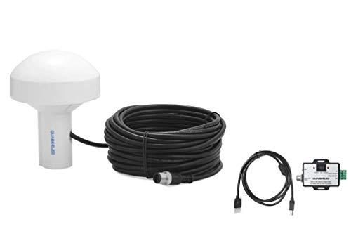 QK-AS07-N2K NMEA 2000 Sensor GPS (interruptor de salida opcional, con interruptor de salida)