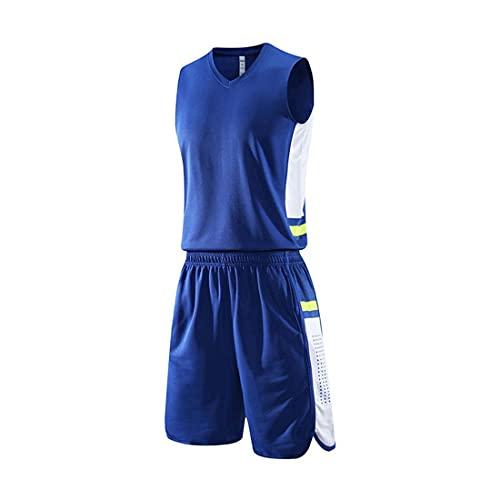 GJHJ Camisetas Baloncesto Hombre - Performance Athletic Lakers Youth Swingman Jersey Uniformes Equipo Blanco para Deportes Scrimmage