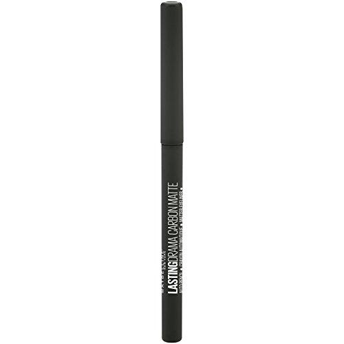 Maybelline New York Lasting Drama 24H Carbon Matte Gel-Eyeliner Nr. 810 Iron Grey 1 g