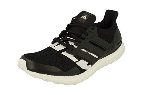 adidas Ultraboost Undefeated Uomos Running (UK 8 US 8.5 EU 42, Black White B22480)