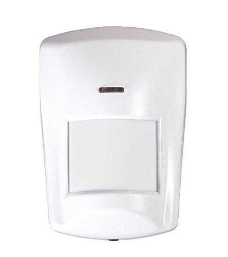 Bitron Home AV2010/22 Professioneller Infrarot ZigBee Bewegungsmelder, 3 V, Weiß