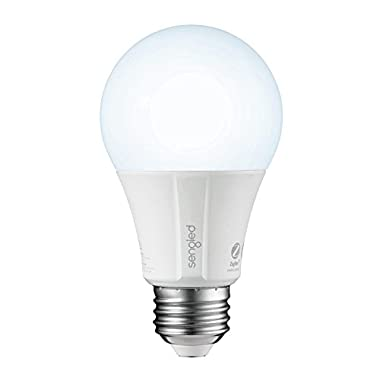 Sengled Element Classic by A19 Daylight 5000K Smart LED Bulb (Hub Required), Works with Alexa, Google Assistant, Echo Plus & SmartThings - 1 Pack