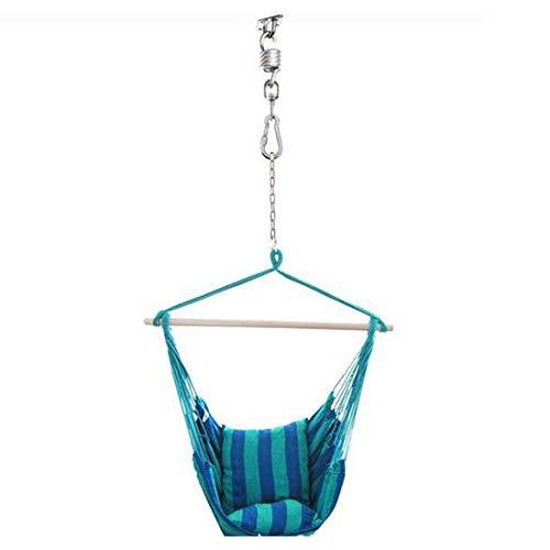 Home+Love+L Balançoire Chaise Suspendue Crochet pivotant for hamac Balancelle Accessoires Siège Suspendu en Acier Inoxydable Kit Hamac Chaise Kit de Suspension for intérieur/extérieur