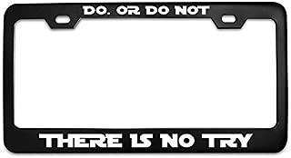 Never Tell Me The Odds Star Wars Chrome License Plate Frame License Plates Online