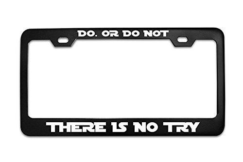 darth vader license plate frame - 9
