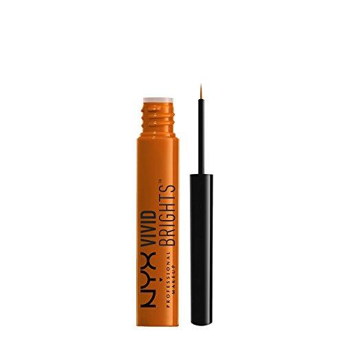 NYX PROFESSIONAL MAKEUP Vivid Brights Liquid Eyeliner - Vivid Halo (Pastel Yellow)