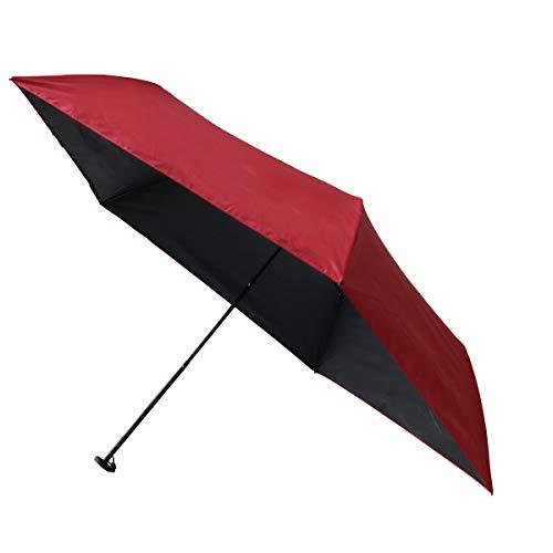 まるで無重力! 超軽量 晴雨兼用折りたたみ傘 Gゼロポケット傘 (ピンク)