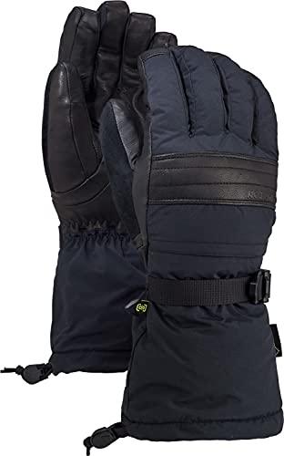 BURTON Mens Gore Warmest Glove, True Black, Medium