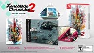 Xenoblade Chronicles 2 Collectors Edition Nintendo Switch ゼノブレード クロニクル2 コレクターズエディション任天堂のスイッチ 北米英語版 [並行輸入品]
