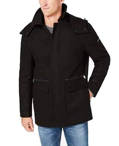Calvin Klein OUTERWEAR メンズ US サイズ: Large カラー: ブラック