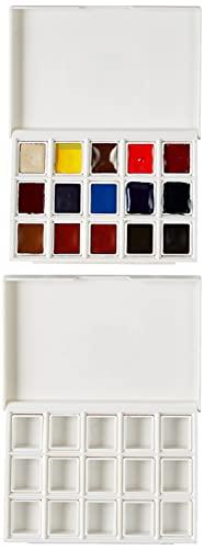 Conjunto de meia panela Daniel Smith 285650009 Ultimate Mixing Set