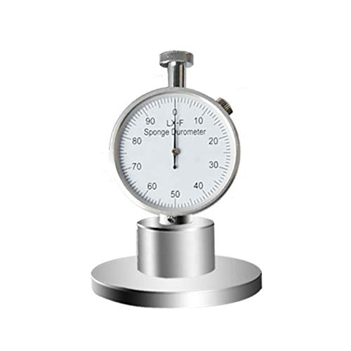 IGOSAIT Tester Durness Precision Esponja Esponja Dureza Durómetro Durno Tester para almohada de látex Durómetro de esponja de espuma de uretano