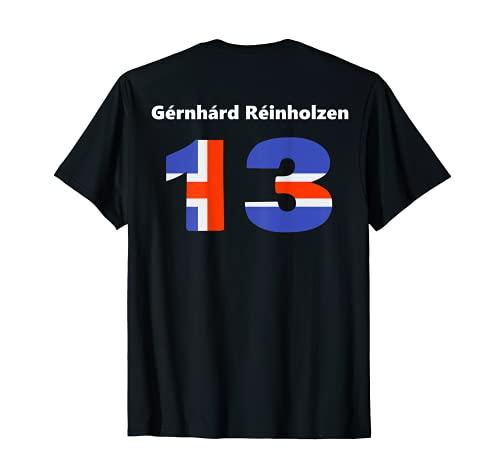 Camiseta de fútbol de Mallorca con nombre islandés Camiseta