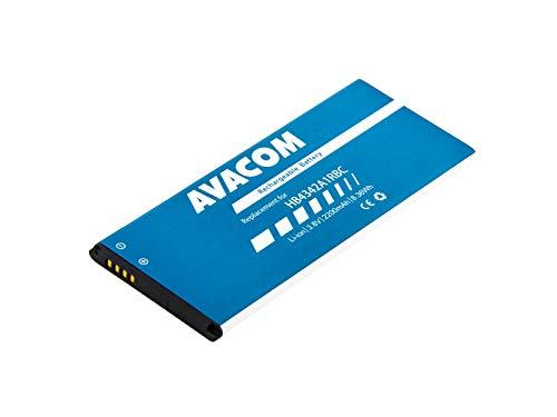 Batería para Huawei Y6 II (Ion de Litio, 8 V, 2200 mAh, Recambio HB4342A1RBC)
