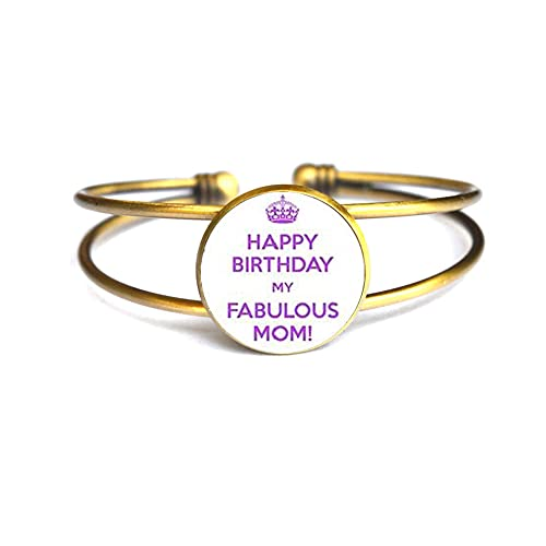 Pulsera para el día de la madre, regalo para el día de la madre, regalo para mamá, regalo único para mamá, regalo de cumpleaños para mamá, PU153