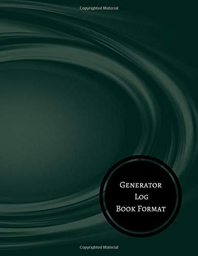 Generator Log Book Format: Generator Maintenance Log