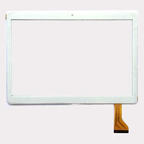 EUTOPING Blanco Color Nuevo 10.1 Pulgadas angs-ctp-101206 Pantalla tactil Digital La sustitución de para Tablet