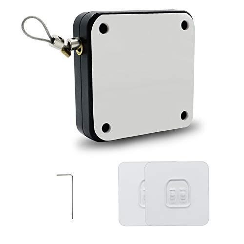 Punch-Free Automatic Sensor Door Closer, Multifunctional Automatic Door Closer, Residential...