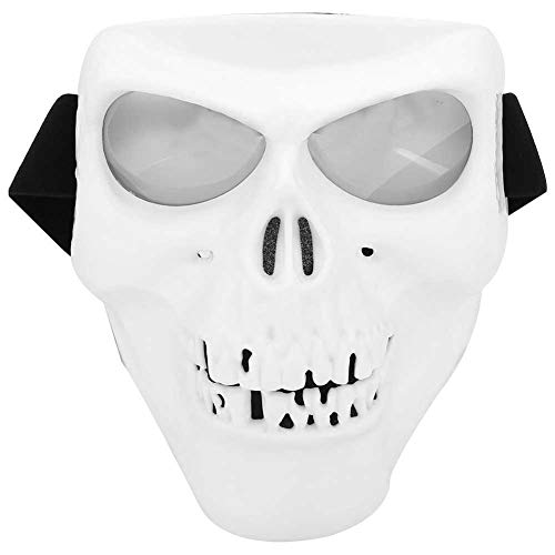 Zer One PC Bescherming gezichtsmasker schedel, hoofdband, sjaal, kop, verpakking, winddichte veiligheidsbrillen, masker voor fietsen van muziekfestivals