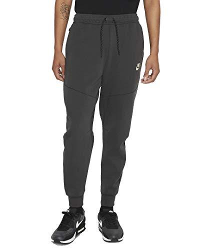 Nike Tech Fleece Iridescent Sweatpants Jogginghosen (M, Grey)