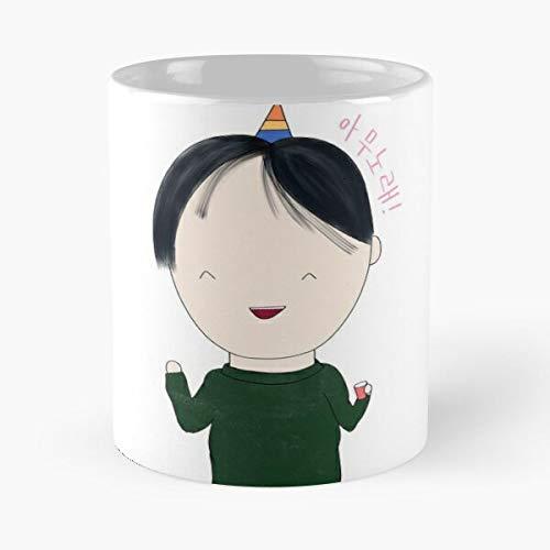 Lyric Any Zico Song Kpop Best 11 Ounce Ceramic Coffee Mug ! Customize