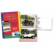 Multilingual Photo Cards Vehicles by Stages Publishing