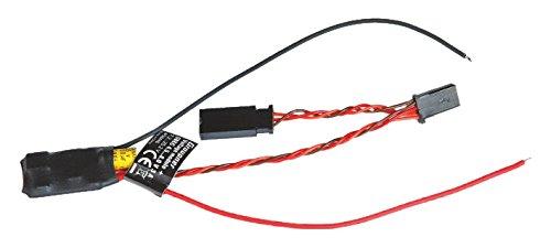 Graupner S8446 - Voltage Modul mit SBEC 22,2V für HoTT, schwarz