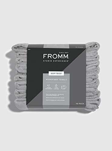 Fromm Diane Softees with Duraguard, Gray, 10 Count